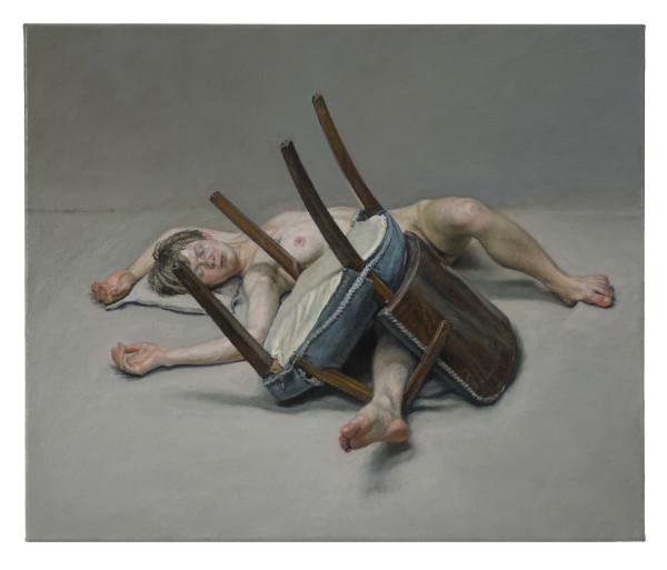 VK (Broken Chair), 2015