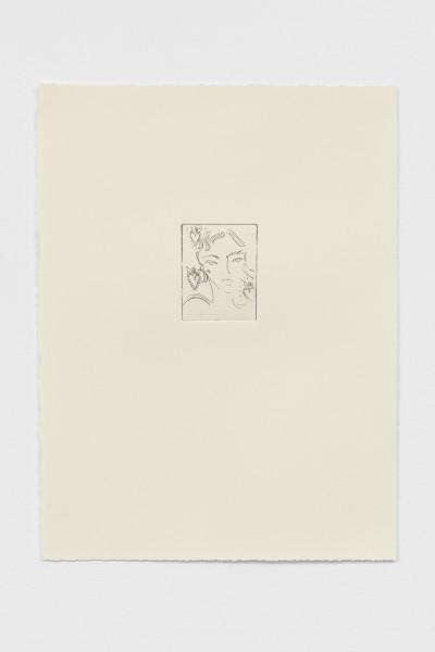 Faye Wei Wei, Three Hearts, 2019