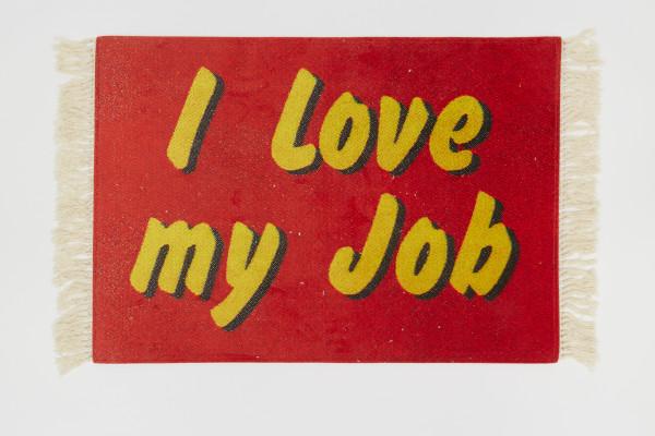 Joe Sweeney, Carpet Diem (I Love My Job), 2018