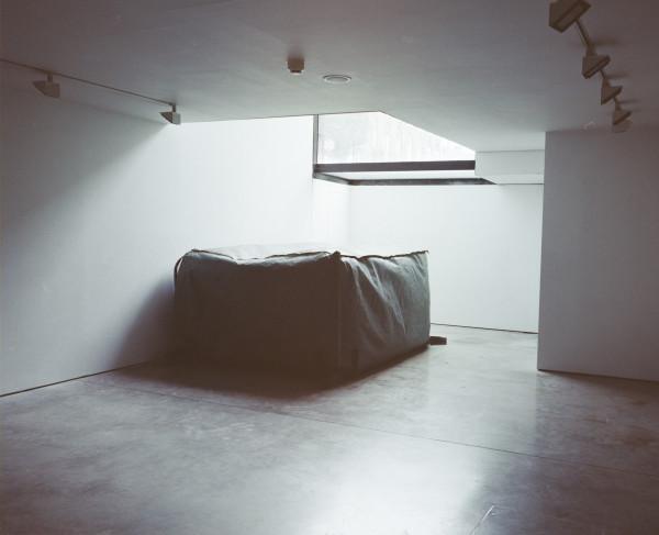 Marie Kaus, Fall Piece Documentation 4, 2014