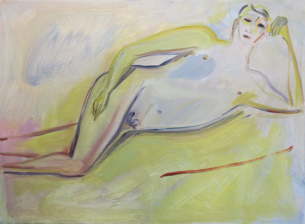 Eve Ackroyd, Sunbather, 2018