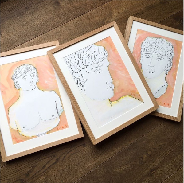 Ancient Triptych , 2016