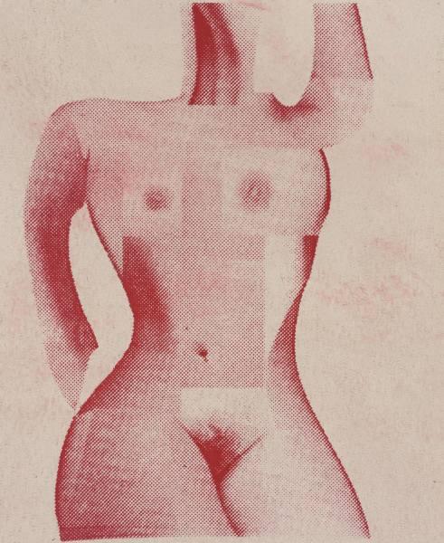 Alba Hodsoll, Ideal Woman I, 2014