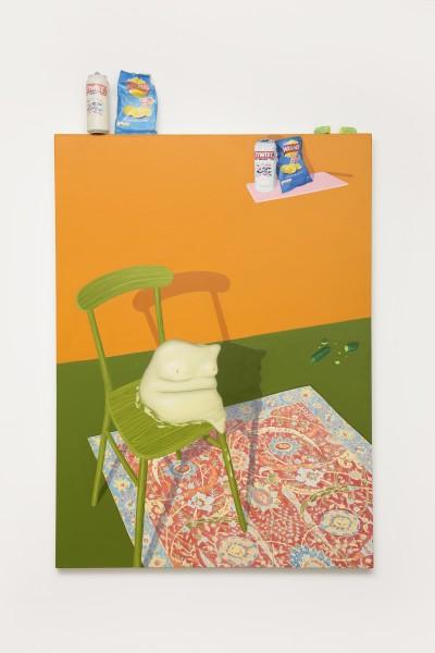 Tristan Pigott, Artist As Medium, 2017