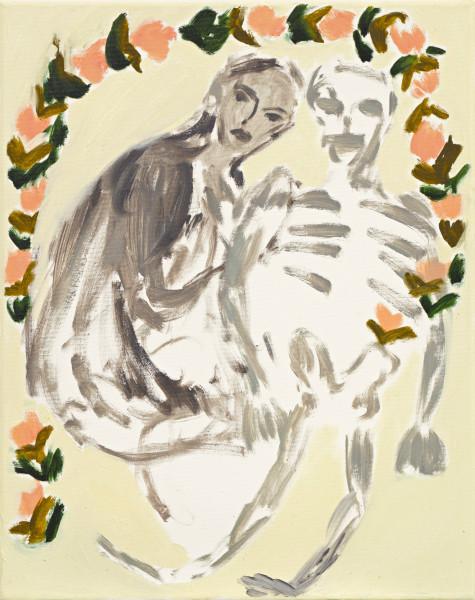 Faye Wei Wei, For Ana Mendieta (How Much Can A Flower Break Your Heart), 2019