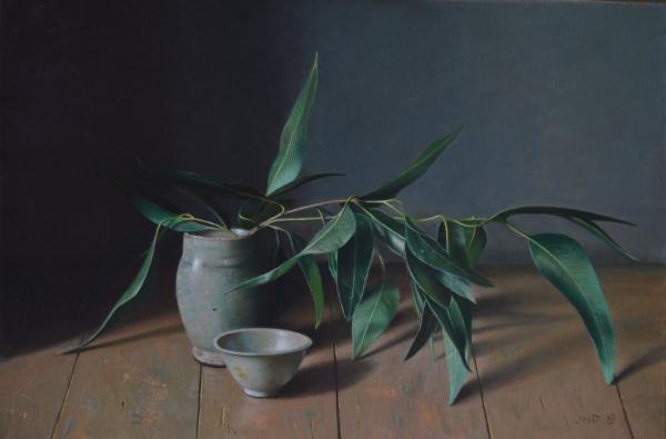 Jef Diels, Eucalyptus