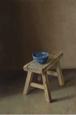 Jef Diels, Blauw / Blue