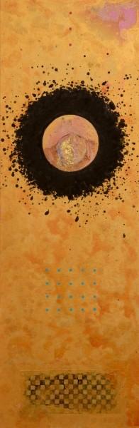 Doug Coffin, Abiquiu Sun I, 2017