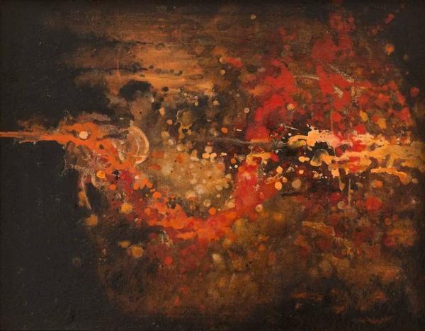 Roger Van Ouytsel, Dragon, 2016