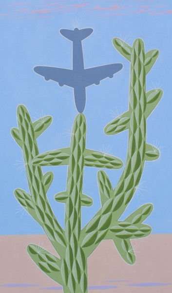 Peter Harrington, Aerocholla 4, 2017