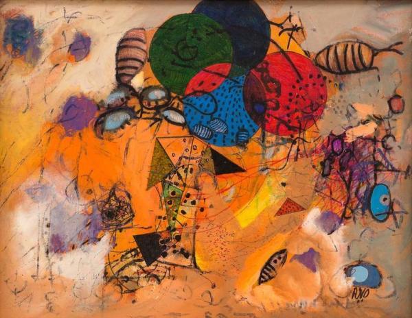 Roger Van Ouytsel, Composition, 2016