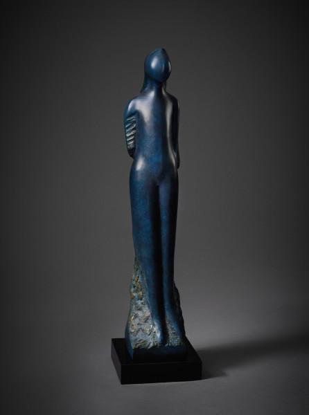 Claire McArdle, Chiara (bronze), 2017