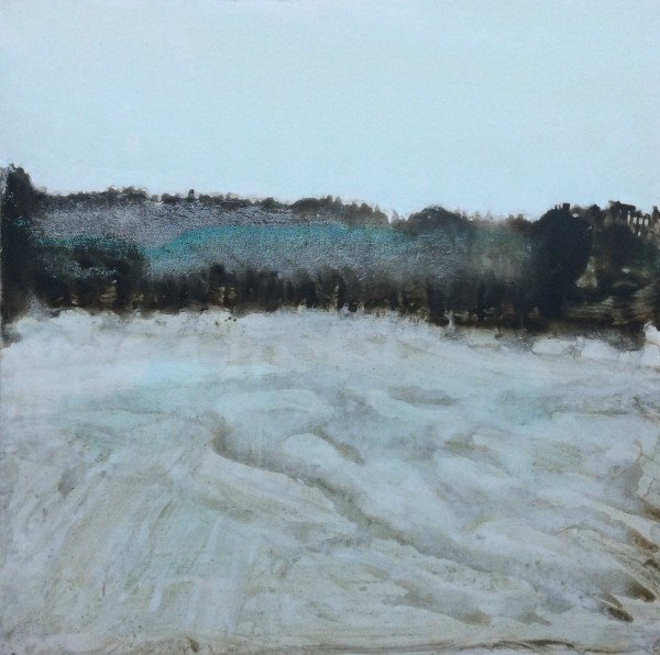 Herman Lohe, Landscape Study II, 2020