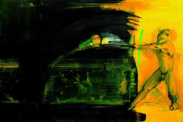 Dénes Maróti, Tidings from hell, 2012