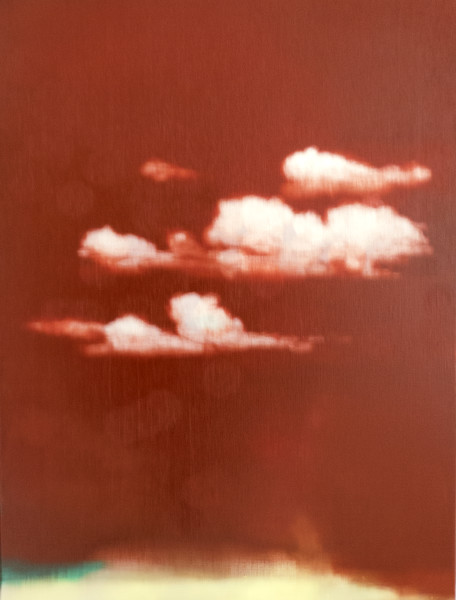 Joakim Allgulander, Red Sky, 2020
