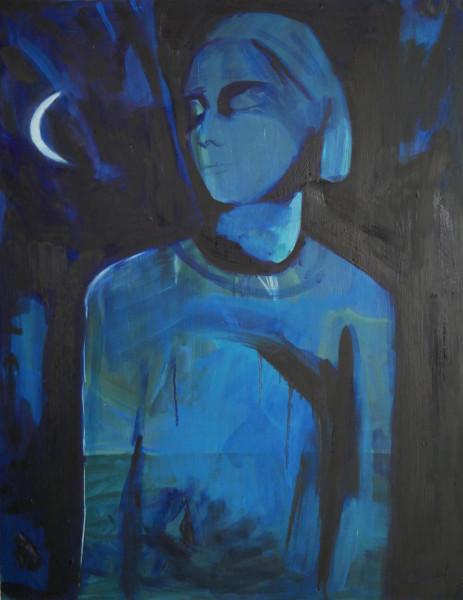 Lucy Smallbone, Moonbeam, 2021