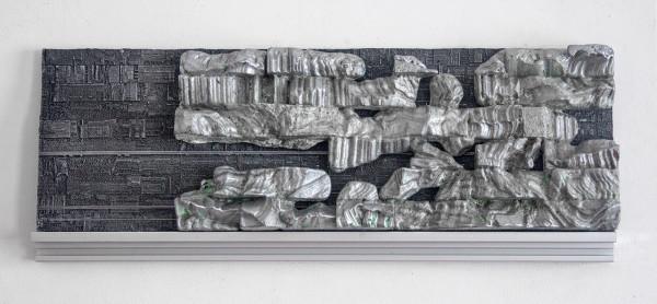 Sam Burford, Double Alu, 2019