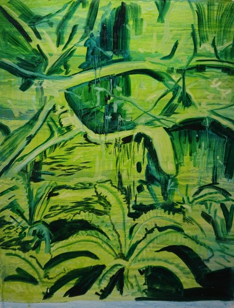 Lucy Smallbone, Swamp Study, 2018