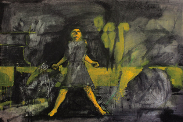 Dénes Maróti, Loss of Eurydice, 2012