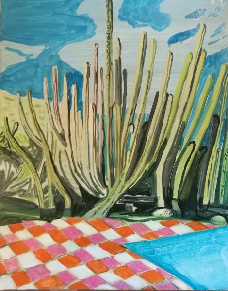 Lucy Smallbone, Cactus, 2016