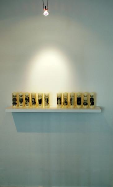 Nicole Wassall, The Last Supper, 2008