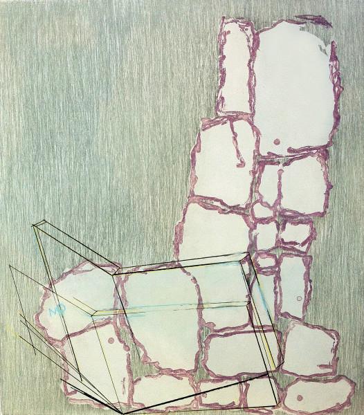 Laurie Danial, Pick and Shove III, 2011
