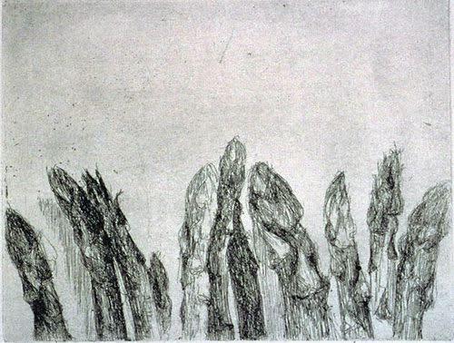 Sarah Horowitz, Asparagus, 2001