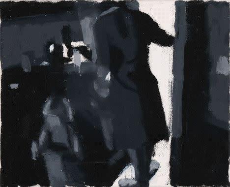 Benny Fountain, Composition #9, 2014