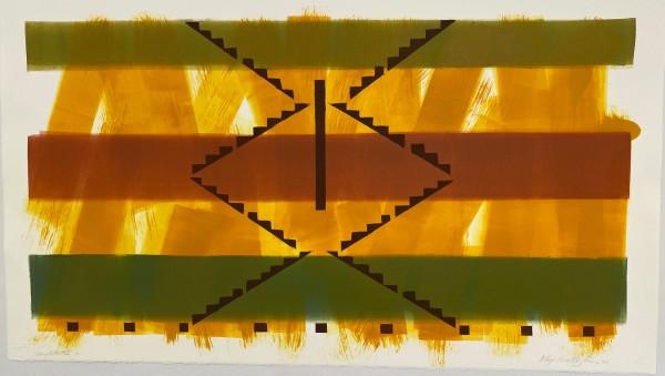Kay WalkingStick, Umatilla , 2003