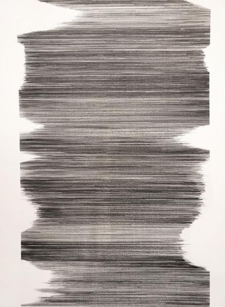 Barry Pelzner, Stack, 2020
