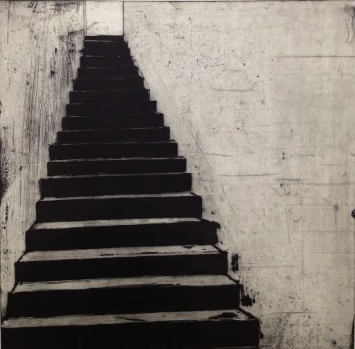 Ritsuko Ozeki, Stairs #2, 2013