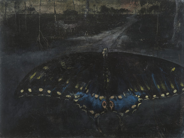 Miles Cleveland Goodwin, Butterfly and Lightning, 2015