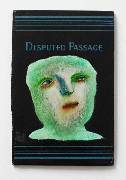 Matthew Dennison, Disputed Passage, 2017