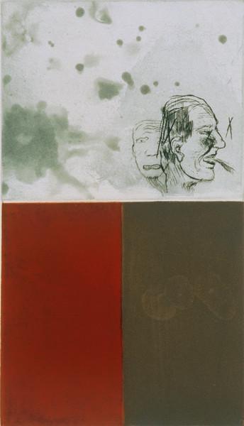 Laurie Danial, Breathing Spell, 2004