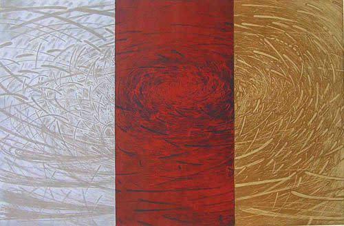 Takahiko Hayashi, Nest of Winds 2, 2005