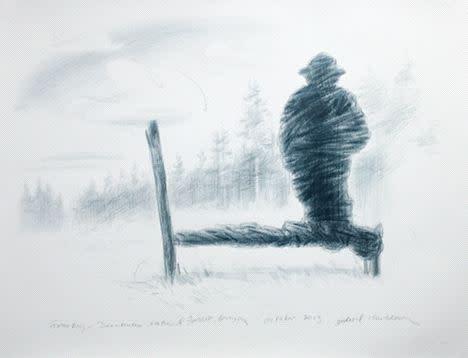 Gabriel Liston, Smokey, 2016