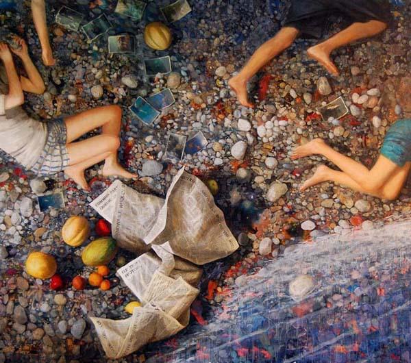 Katherine Ace, Constellations, 2008