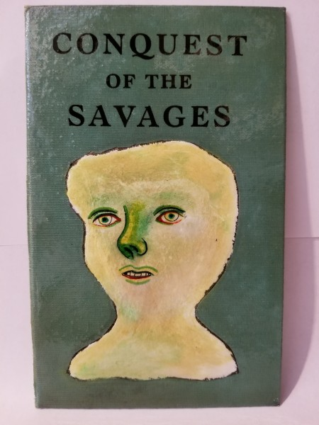 Matthew Dennison, Conquest of the Savages, 2017