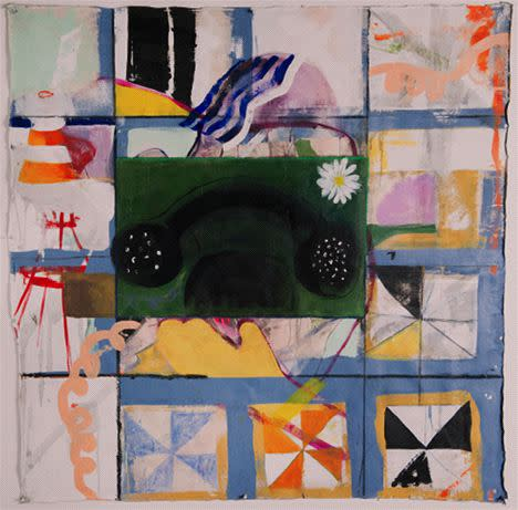 Micah Hearn, Call Home Quilt, 2014-16