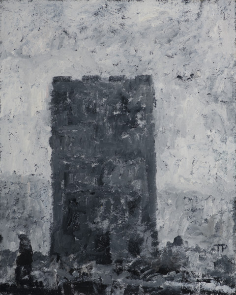 Tom Prochaska, Tower in Austin Nev, 2019