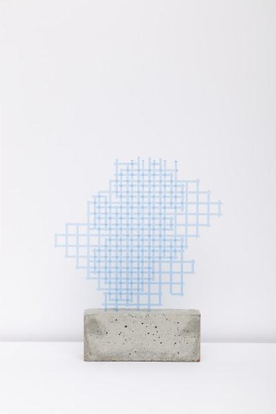 David Batchelor, Neo-Neo Concreto 08, 2019