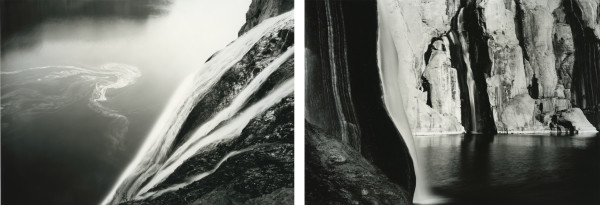 Thomas Joshua Cooper, Bridal Falls - Shoshone Falls - The Snake River Basin - The West Bank Rim Top - The West Bank Rim Floor, Jerome County, 2003-04