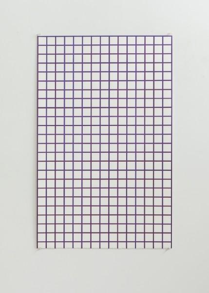 Winston Roeth, Deep Violet: IG-2 - Maine, 2012