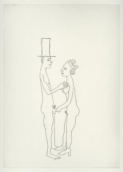 David Austen, The Couple, 2009