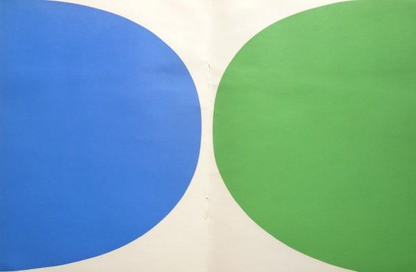 Ellsworth Kelly, Untitled, 1962