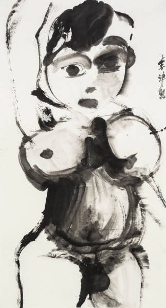 Li Jin 李津, Ink Fairy 泼墨仙女, 2014