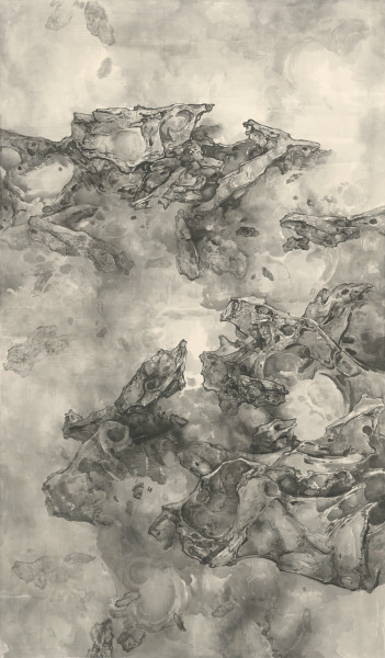 Tai Xiangzhou 泰祥洲, Celestial Pole 地弼天承, 2017