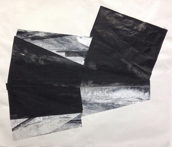 Zheng Chongbin 郑重宾, Double Wall 双墙, 2015