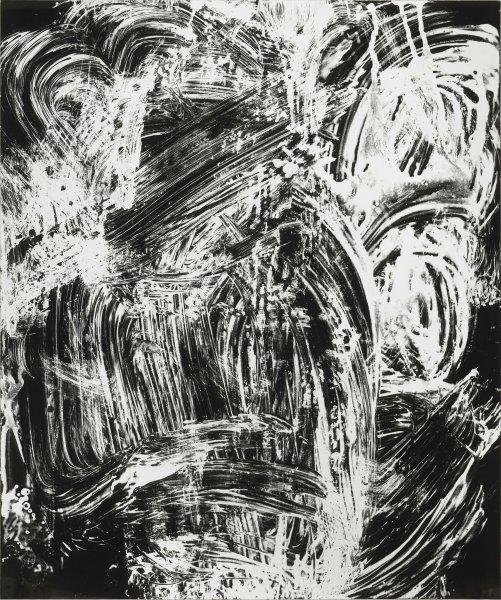 Wang Dongling 王冬龄, No Image 无影, 2013
