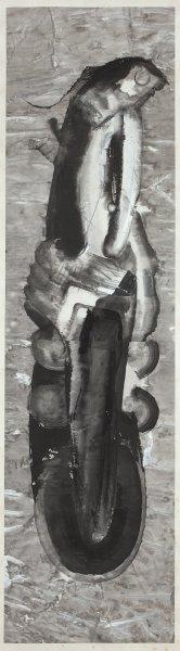 Zheng Chongbin 郑重宾, Another State of Man No. 20 人的另一种状态20号, 1988